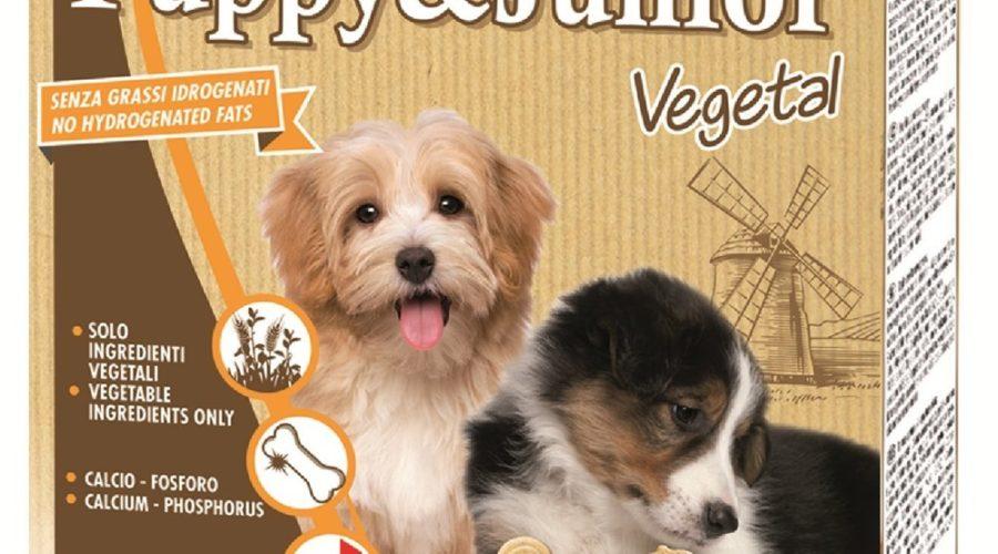 PUPPY&JUNIOR il biscotto per i cuccioli