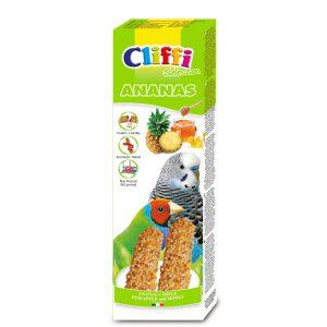 Sticks pappagallini esotici con ananas e miele 60 g