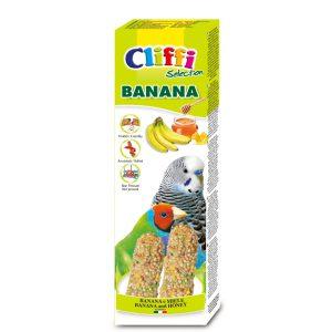 "Sticks pappagallini esotici con banana e miele ""banana"" 60 g"