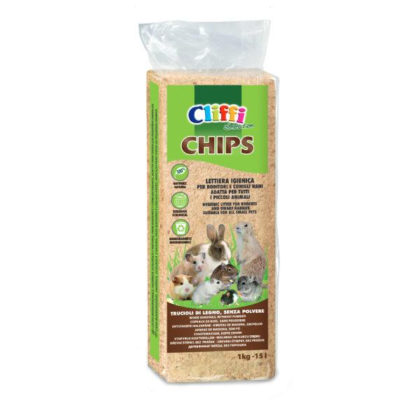 Chips 1 kg - 14 lt.