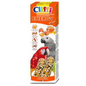 "Sticks pappagalli con uova e miele ""energy"" 150 g"