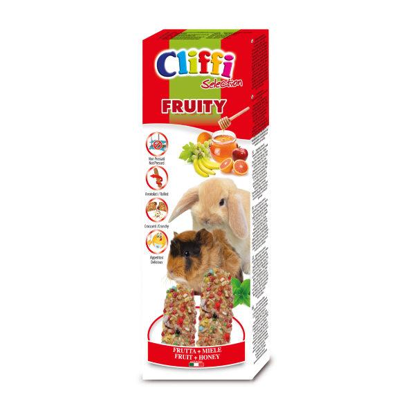 "Sticks conigli - cavie ""fruity"" 110 g"