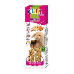 """Sticks conigli - cavie """"nutsy"""" 110 g"""
