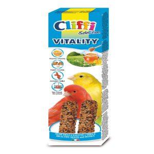 "Sticks canarini con miele + semi salute ""vitality"" 60 g"